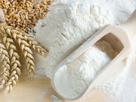 Bật mí phương pháp dưỡng da trắng mướt cùng bột mì
