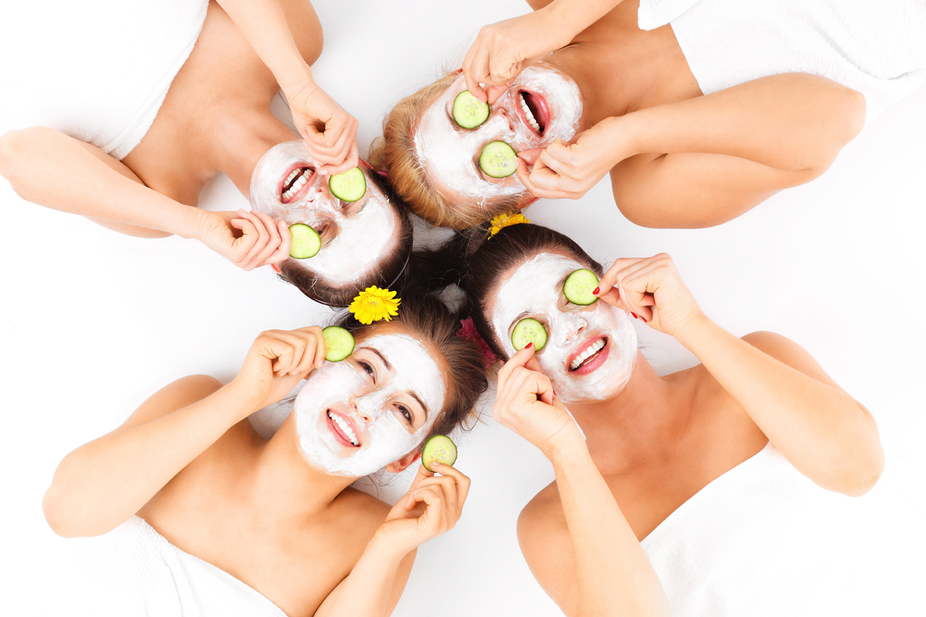 Nên hay không đắp mặt nạ tự nhiên khi da đang nổi mụn?